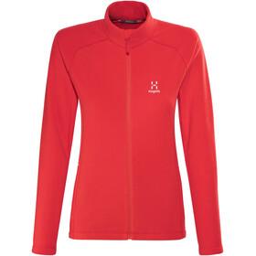 Haglöfs Astro II Jacket Women Pop Red